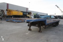 n/a Crane Fruehauf semi stepframe trailer semi-trailer