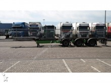 semi remorque Renders 3 AXLE CONTAINER TRAILER