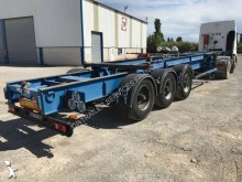 semi reboque Asca CHASSIS CHARIOT COULISSANT