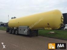 semi reboque nc Turbud LPG GPL propane butane gas gaz 45.000 L