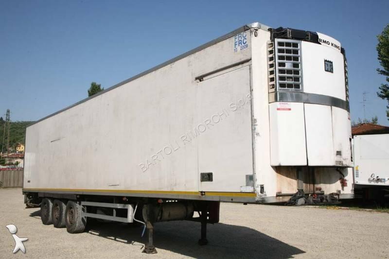 Samro Semirimorchio, Frigorifero, 3 assi, 13.60 m semi-trailer