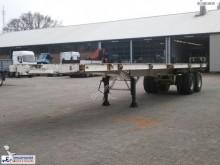 semi remorque ACTM 2-axle container platform trailer 40 ft