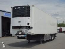 semirremolque Lamberet LVFS3F1R*Carrier Maxima II*BPW ECO+*2 Rohrbahnen