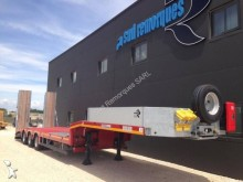 semiremorca transport utilaje MAX Trailer