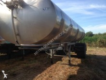 Trailor food tanker semi-trailer