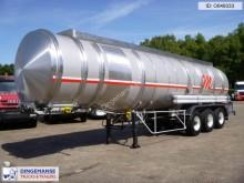 semirremolque Magyar Fuel tank inox 38 m3 / 7 comp