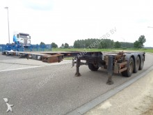 semirremolque Broshuis 3-Axle Extendable Chassis / SAF / NL
