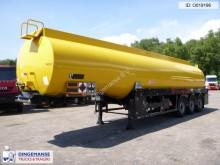 semi remorque Cobo Fuel tank alu 43.5m3 / 2 comp