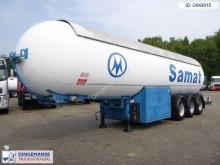 semirremolque Robine Gas tank steel 49 m3 / 1 comp