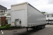 semirimorchio Schmitz Cargobull SKO Semirremolque Schmitz Tautliner Lona, Eje elevable, TOP!