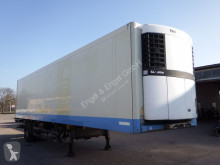 Schmitz Cargobull SKO 10 Thermoking SL 100E Lenkachse Ladebordwand semi-trailer