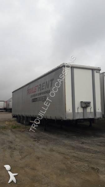 Trouillet Mega semi-trailer