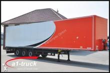 semirimorchio Schmitz Cargobull SKO 2 x 24 Isokoffer, verzinkt, Liftachse, Portaltür
