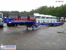 semirremolque Nooteboom 4-Axle semi-lowbed / ext.16 m + 2 steering axles