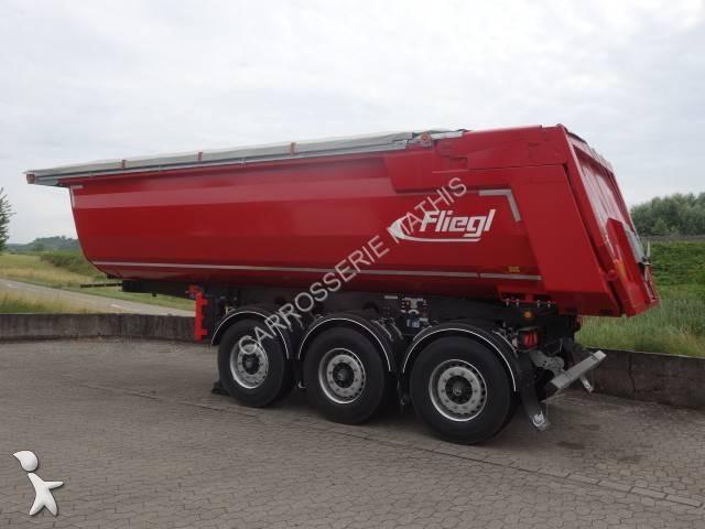 Fliegl DHKS 380 semi-trailer