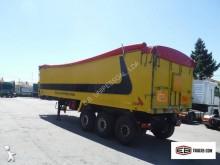 semirimorchio ribaltabile trasporto cereali Stas
