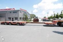 naczepa do transportu sprzętów ciężkich MAX Trailer