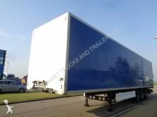 semirimorchio furgone Krone