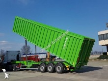 Gervasi scrap dumper semi-trailer