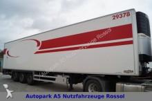 semirimorchio Chereau Kühlkoffer Tiefkühler SAF Carrier Maxima