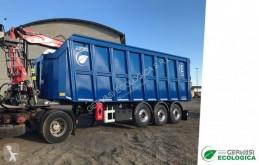 Gervasi Ecologica scrap dumper semi-trailer