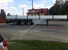 Emtech 3 OSIOWA DO PRZEWOZU KONTENERÓW Z OSIĄ SKRĘTNĄ MECHANICZNIE STER semi-trailer