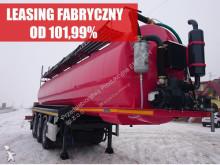 Emtech Naczepa Aseniazcyjna 3 osiowa neuf semi-trailer
