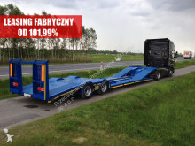 Emtech car carrier semi-trailer