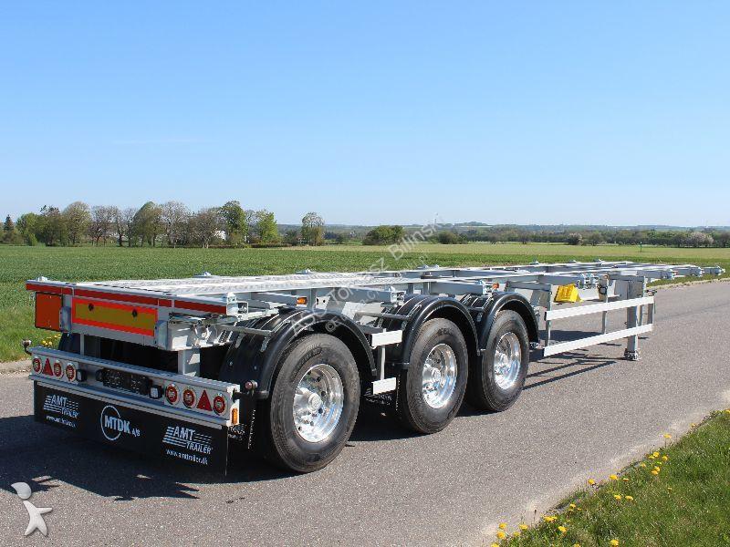 N/a AMT CO310 semi-trailer