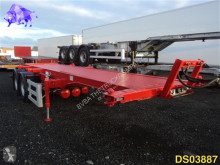semi reboque nc Container Transport