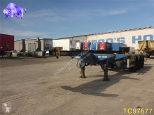 D-TEC Container Transport semi-trailer