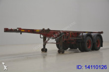 Fruehauf 30 F. Springs 6 Locks semi-trailer