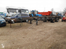 semirimorchio Van Hool Container trailer 1 ''40 and 2''20