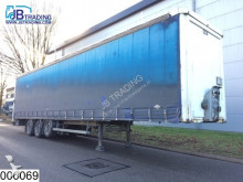 trailer Robuste Kaiser Tautliner Rear portal L + R can be open, Disc brakes