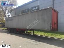 Stas Tautliner Steel suspension semi-trailer