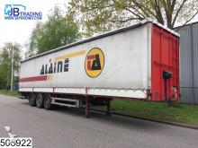 trailer Samro Tautliner Disc brakes, Borden