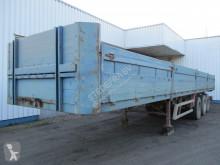 trailer Meierling MSA 22, 3 x BPW , Spring /Blat / Lames