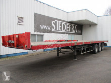 Robuste Kaiser 3x Ror Axle, Spring Suspension semi-trailer