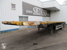 Van Hool flatbed semi-trailer
