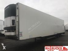 Van Eck 3as mega met rollebanen semi-trailer