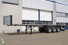 Schmitz Cargobull SHD FLATBED TRAILER semi-trailer