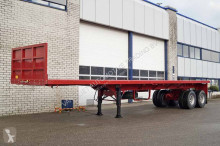 semi reboque nc 40FT FLATBED TRAILER (2 units)