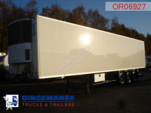 semi remorque Trailor / Chereau / Carrier Frigo box 81.5 m3