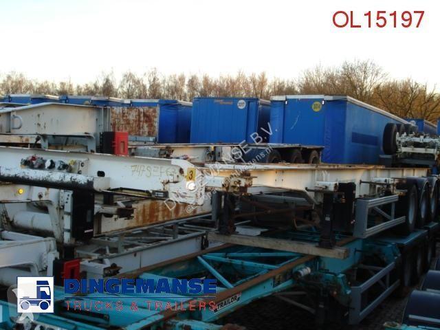 Voir les photos Semi remorque Trailor Container trailer 20/20/40 FT