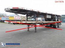 Trayl-ona platform trailer 50000KG / Extendable 22M semi-trailer