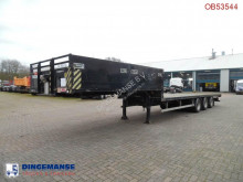 semi reboque SDC semi-lowbed container trailer