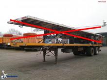 trailer Trayl-ona platform trailer 50000 kg / extendable 22 m