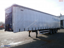semi remorque Montenegro Curtain side trailer SPK-3S/3G