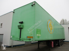 trailer Samro Box trailer , Disc brakes , ST 39MH