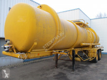 Magyar Water Tank , Spring Suspension , 21.000 Liters semi-trailer